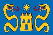Bandera de Cuntis