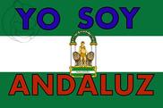 Bandera de Yo Soy Andaluz