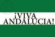 Bandera de Viva Andalucía