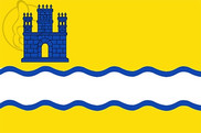 Bandera de Alfara de Carles