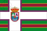 Bandera de Burón