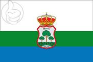 Bandera de Baños de Valdearados