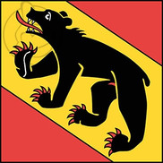 Bandera de Berna (cantón)