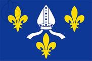Bandera de Saintonge