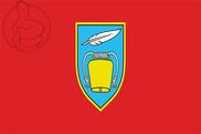 Bandera de Viskova
