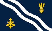 Bandeira do Oxfordshire