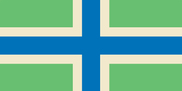 Flag of Severn Cross