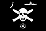 Flag of Pirate Jolly Roger