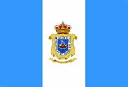 Flag of San Vicente de la Barquera