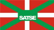 Bandera de Pais Vasco Satse