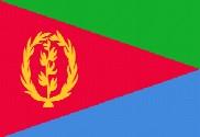 Bandeira do Eritreia