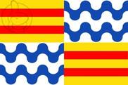 Bandera de Badalona