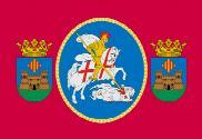 Bandera de Banyeres de Mariola