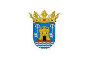 Bandera de Castell de Guadalest, el