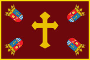 Bandeira do Granja de Rocamora