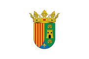Flag of Torremanzanas/Torre de les Maçanes, la