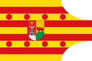 Flag of Vall de Gallinera