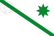 Bandera de San José del Valle