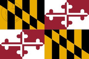 Bandiera di Maryland