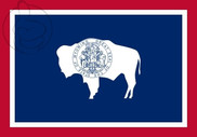 Bandera de Wyoming