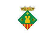 Bandeira do Roca del Vallès, La