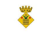 Bandera de Sant Llorenç Savall