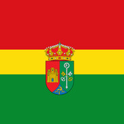 Flag of Cardeñuela Riopico