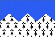 Bandera de Côtes-d'Armor