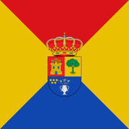 Flag of Madrigal del Monte