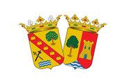 Bandera de Quintanilla del Agua y Tordueles