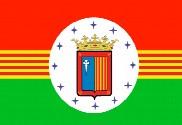 Bandera de Sabiñánigo