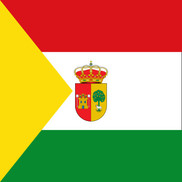Bandeira do Vallejera