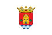 Bandera de Villaverde-Mogina