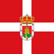 Bandera de Cañamero