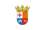 Bandera de Ares del Maestrat