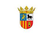 Bandera de Olocau del Rey