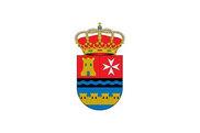 Bandera de Arenas de San Juan