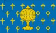 Flag of Reino de Galicia