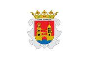 Bandera de Dos Torres