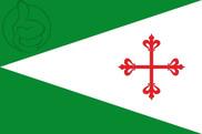 Bandera de Carrión de los Céspedes