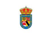 Bandeira do San Lorenzo de la Parrilla