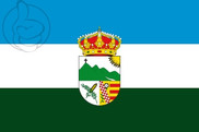 Flag of Sierra de Yeguas