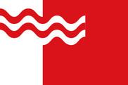 Bandera de Caldes de Malavella