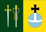 Bandera de Vall de Bianya, La