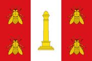 Bandera de Moratilla de los Meleros