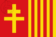 Flag of Besalú