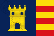 Flag of La Escala