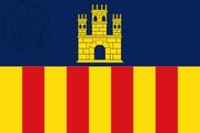 Bandera de Villanueva y Geltrú (Vilanova i la Geltrú)