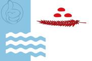 Bandera de Riudellots de la Selva