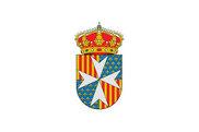 Bandera de Villanueva de Sigena